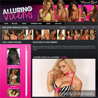 Join Alluring Vixens