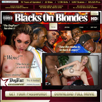 Blacks on Blondes