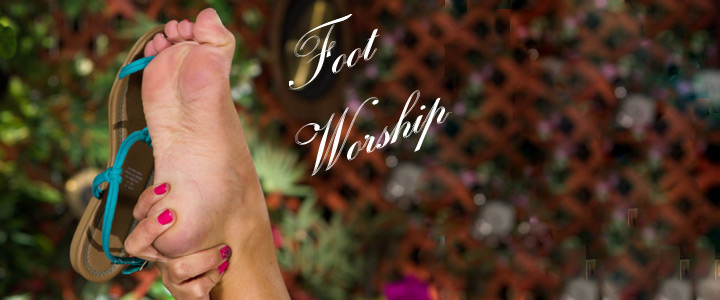 FootWorship.com - Hot New Site!