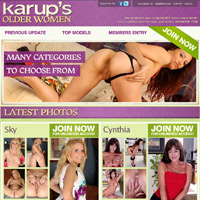 Join Karup's Older Women