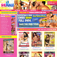 Shemale DVD Club