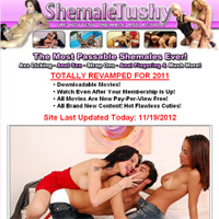 Shemale Tushy